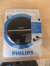 Philips Portable MP3-CD Player 100-sec Magic ESP and Dynamic Bass Boost EXP2546.