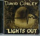 Lights Out by David Corley (CD, Jul-2016, Continental Song City)