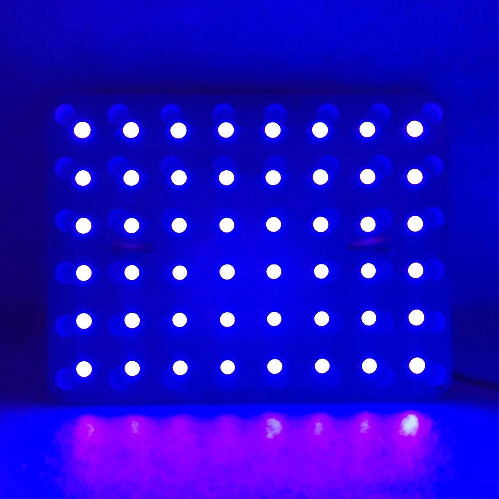 48W UV 365nm395nm420nm440nm lila LED Lamp Light +PCB+Driver Curing Aquarium