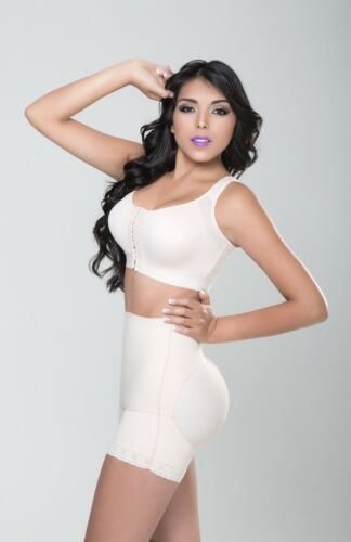Brasier De Mujer Fajas Colombianas Moldeador Post-Surgical Sculpting Women/'s Bra