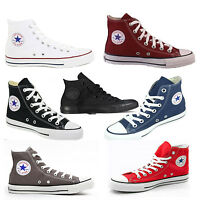 Converse hi tops  All Star Unisex Trainers ct Mens / Womens Canvas New Sneakers