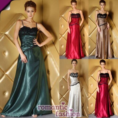 vestido cóctel 5 colores en tamaño 34-58 para elegir nuevo ♥ elegante vestido de noche ♥