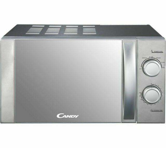Candy Cmw20mss Uk Microwave Silver