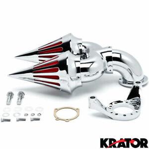 Spike-Intake-Air-Cleaner-Kit-For-Harley-Davidson-Softail-Custom-Applications