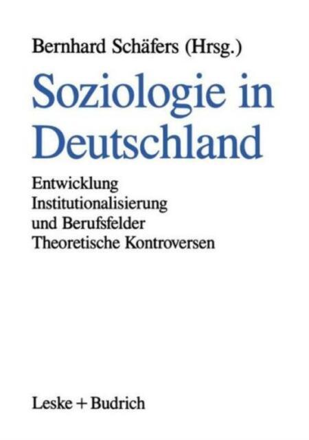 Berufsfeld Soziologie