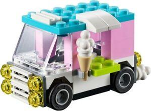 Lego-Glace-Camion-Mensuel-Construction-40327-Sac-en-Plastique-Neuf-Emballe