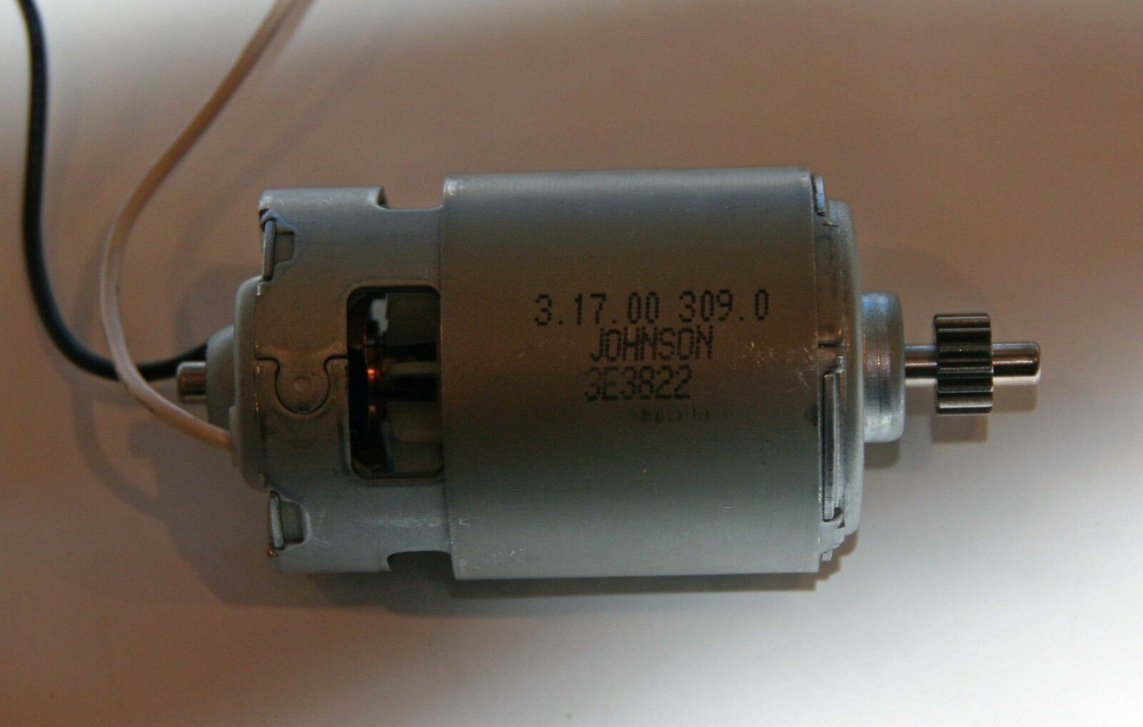 Motor Metabo BSP 15,6 15.6  Gleichstrommotor 317003090