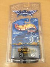 Hot Wheels 2001 Gulch Stepper Final Run  #3//12 Black Yellow F22