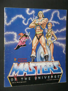 He-Man and the Masters of the Universe 1983 Panini Sticker Album