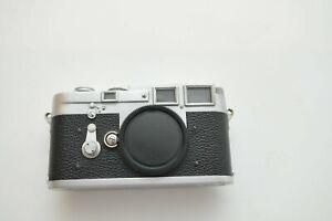 Leica-M3-Rangefinder-Film-Camera-Body-Chrome-Double-Stroke-SN-746900