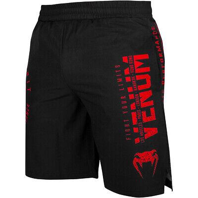 Sporting Goods Venum Signature Training Shorts Activewear Black/red