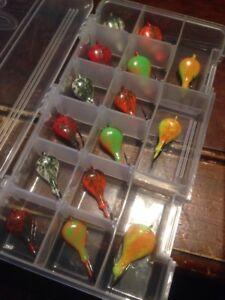 9 Tautog Tog Blackfish Jigs Deep Water Jig In Flambeau Zrust Box Starter Kit Box