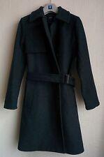 GAP Women's Heather Grey Wool Winter Coat Size Small NWOT