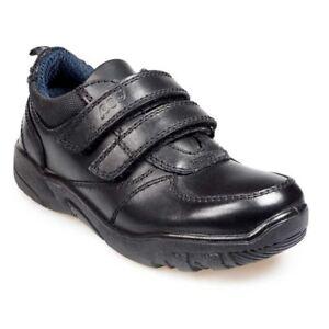 Pod Graham Garçons Retour à Chaussures D'École Noir