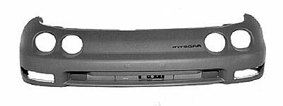 Front Bumper Cover Replacement, New, AC1000128