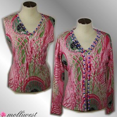 Twinsets Oberteil Pullover Damen Bluse Top Strickjacke Langarm TWINSET IMAGINI