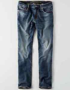 Slim Eagle aeo Jeans 34 hommes X Extreme pour American Flex 30 Nylon z6nCBwqX