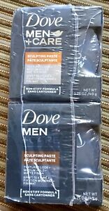 Dove Men Care Hair Styling Sculpting Paste Medium Hold Textured Look Lot Of 2 696592270374 Ebay