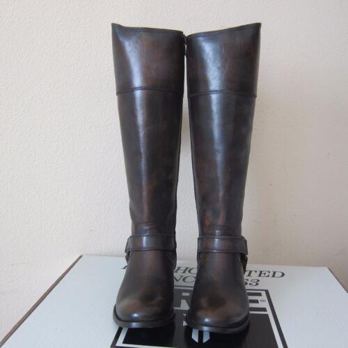 Frye Melissa Harness Inside Zip Boots $438