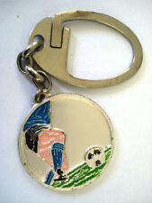 PORTE CLES FOOTBALL FECCHINO 1988 1989 FOOT