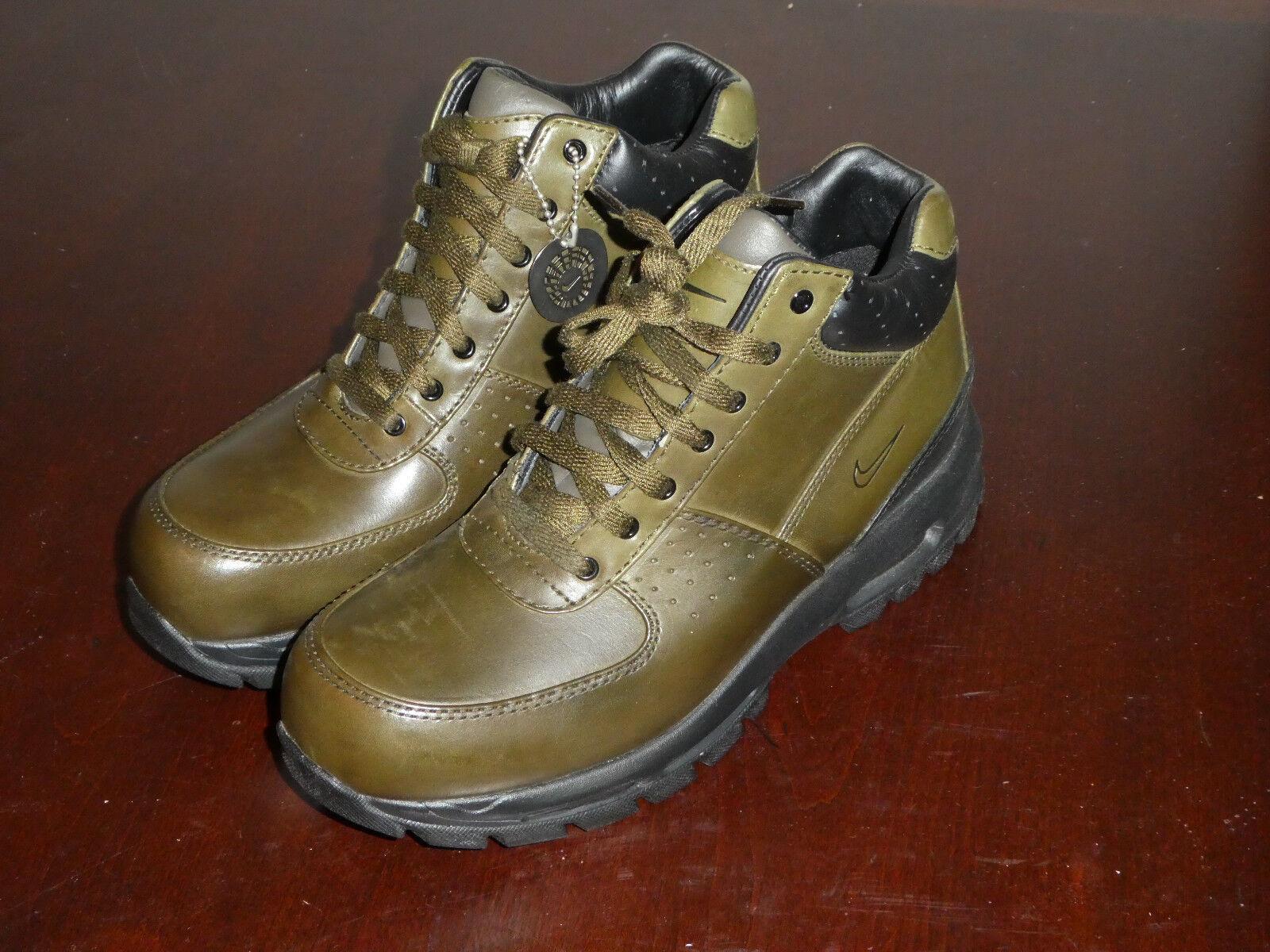 Nike Air Max Goadome mens boots green 865031 300 new
