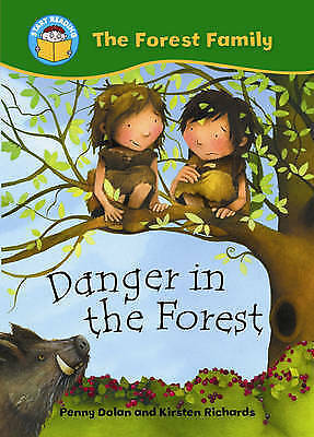 Danger in the Forest (Start Reading: The Forest Family), Dolan, Penny, New Book