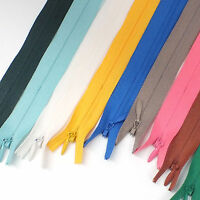 12 Pcs Ykk Invisible Zipper 8 Inch Closed End, Fast Shipping From Us