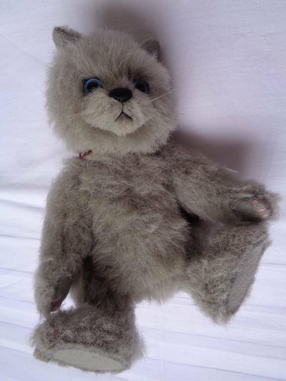 Charlie Bears Mohair Katze No 869