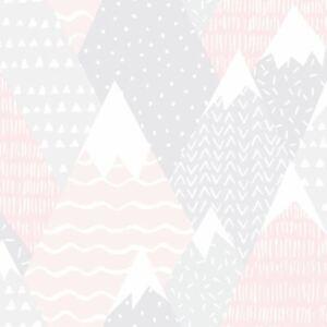 Over-The-Arc-En-Ciel-Montagnes-Papier-Peint-91051-Filles-Chambre