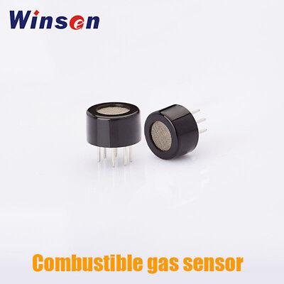 10PCS  Winsen MP-2//4//5 Gas Sensor Smoke Flammable Gas LPG Detection Small Size