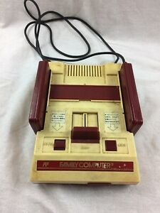 Nintendo-Famicom-NES-Console-Only-junk-for-parts-JAPAN