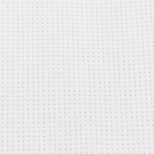 100/% Cotton Embroidery Aida Cloth 18ct Cross Stitch Fabric Canvas for DIY Crafts