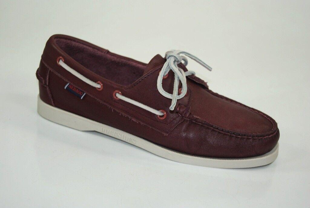 Sebago shoes da Barca Docksides Barva Basse women Nuovo
