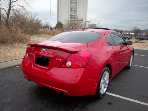Painted Factory Style Spoier Fits the 2008 2009 2010 2011 Nissan Altima Coupe