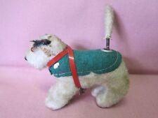 Alter Trym Hund mit wedelndem Schwanz zum Aufziehen mechanisch Spielzeug 10689