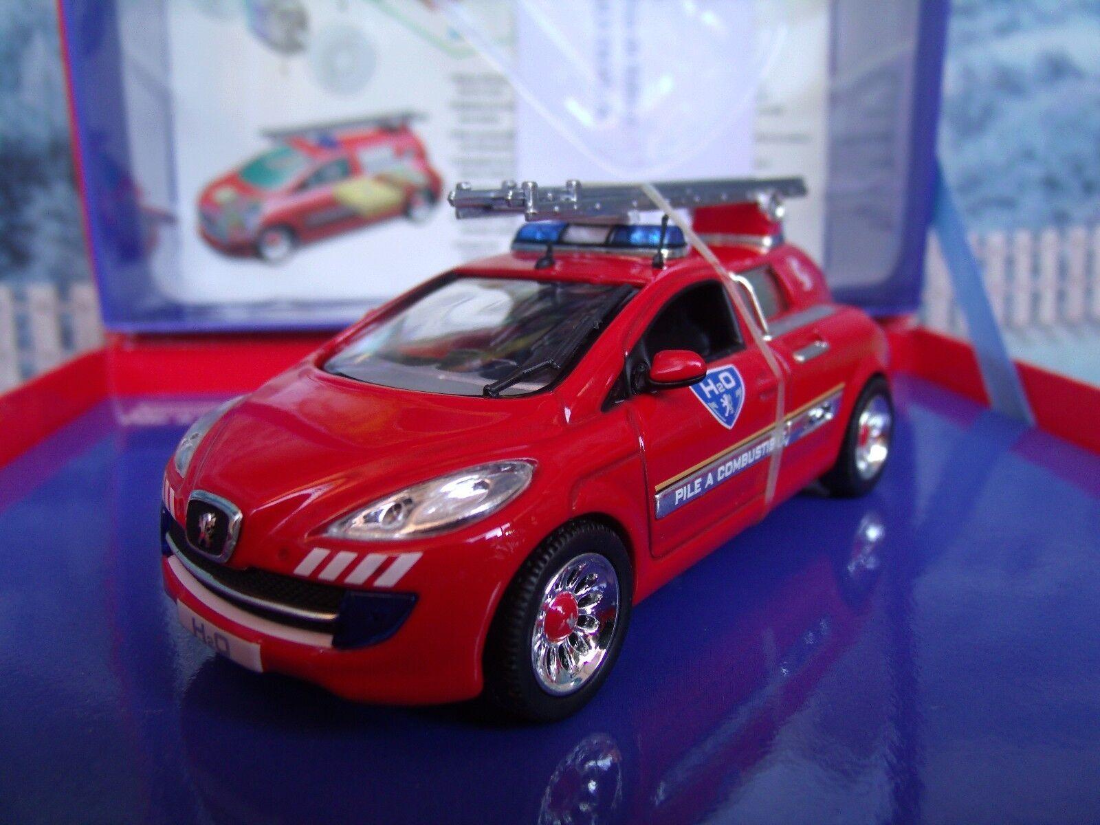 1 43  Norev   Peugeot H2O Concept Fire