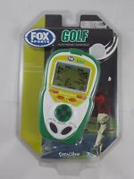 Excalibur Fox Sports Golf Hand Held Game