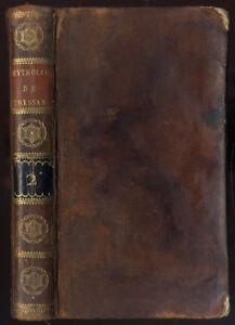 ABBE-DE-TRESSAN-MYTHOLOGIE-COMPAREE-AVEC-L-039-HISTOIRE-TOME-2-1804