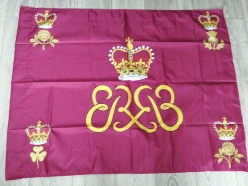 Grenadier guards Royal Standard colours flag
