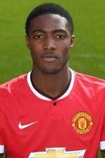 Football Photo>TYLER BLACKETT Man Utd 2014-15