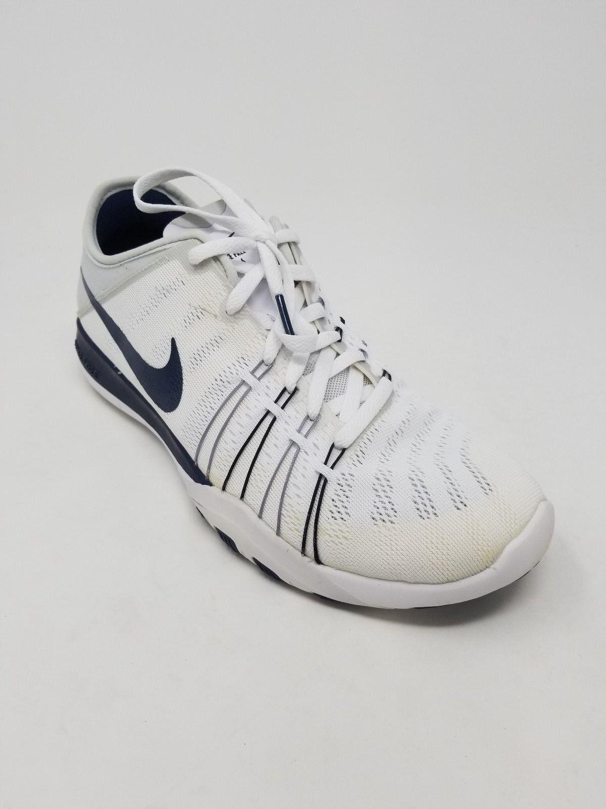 665 Nike Donna Tr Marina 6 Scarpa, Bianco / Mezzanotte Marina Tr / Di Puro Platino, 8 M 02de71