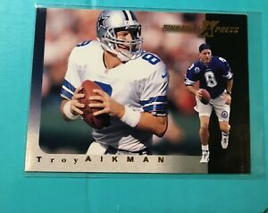 TROY-AIKMAN-1997-PINNACLE-XPRESS-CARD-10