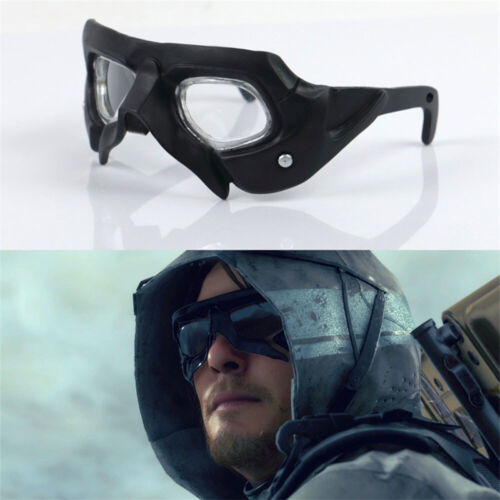 2019 Game Death Stranding Sam Porters Bridges Cosplay Glasses PVC Props Goggles