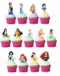 Image Is Loading 24 X Disney Princess Half Body Stand Up
