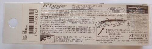 ZipBaits Rigge 70F Angeln Japan Wobbler Köder,Killer,Forelle,Barsch,Raubfische