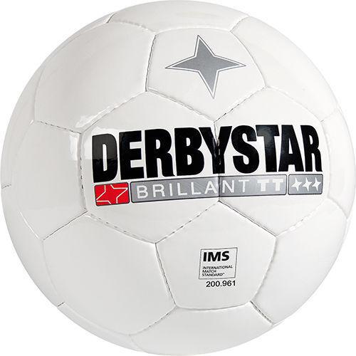 10er Set Derbystar Brilliant TT Gr 5 Top Trainingsball Fußball auch einzeln