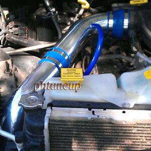 """BLUE 02-08 Dodge Ram 1500 Pickup 3.7 V6 Air Intake Induction Kit Filter 3/"""""""