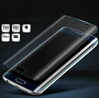Curved Full Cover Screen Protector Protective Film For Samsung Galaxy S6 Edge S7