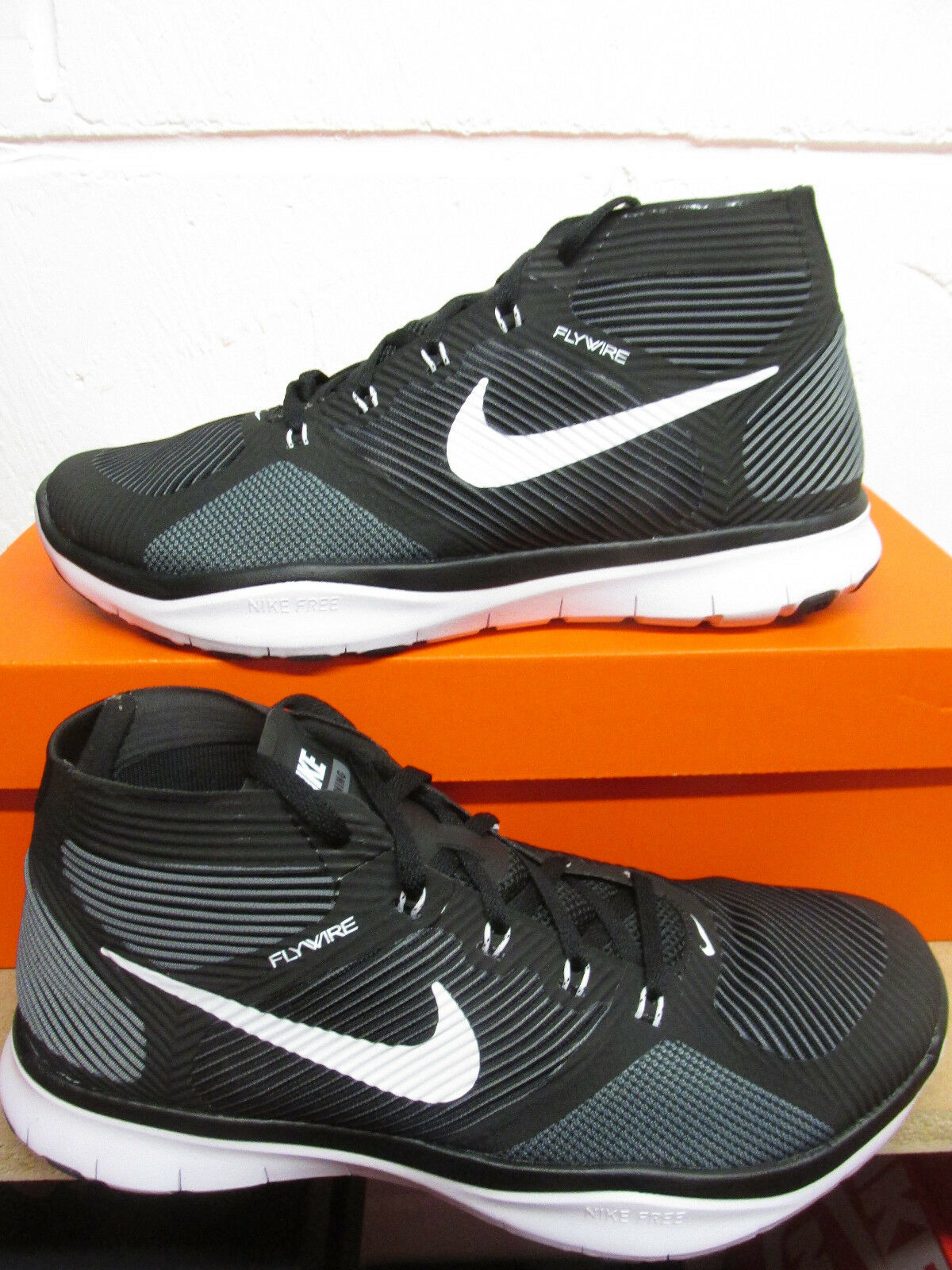 Nike Free Train Instinct Mens Running Trainers 833274 010 Sneakers shoes