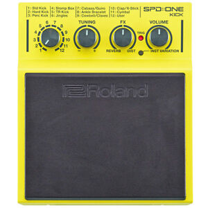 Roland-SPD-One-Kick-Percussion-Pad-mit-22-Sounds